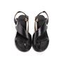 Authentic Second Hand Maison Martin Margiela Metal Circle Slingback Sandals (PSS-637-00110) - Thumbnail 0