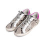 Authentic Second Hand Golden Goose Deluxe Brand Superstar Snake Print Sneakers (PSS-424-00252) - Thumbnail 3
