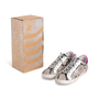 Authentic Second Hand Golden Goose Deluxe Brand Superstar Snake Print Sneakers (PSS-424-00252) - Thumbnail 7