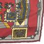 Authentic Second Hand Hermès Astres et Soleils Gavroche Scarf (PSS-916-00194) - Thumbnail 4