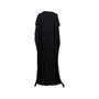 Authentic Second Hand Maison Martin Margiela Pleated Crepe Maxi Dress (PSS-916-00207) - Thumbnail 1