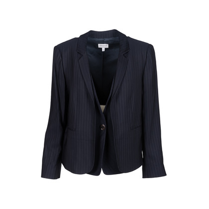 Authentic Second Hand Armani Collezioni Pinstripe Jacket (PSS-916-00220)