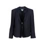 Authentic Second Hand Armani Collezioni Pinstripe Jacket (PSS-916-00220) - Thumbnail 0