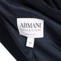 Authentic Second Hand Armani Collezioni Pinstripe Jacket (PSS-916-00220) - Thumbnail 2