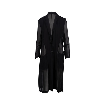 Authentic Second Hand Damir Doma Sheer Coat (PSS-916-00234)