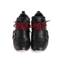 Authentic Second Hand Dior Homme Perforated Buckle Leather Sneakers (PSS-946-00003) - Thumbnail 0
