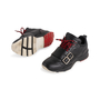 Authentic Second Hand Dior Homme Perforated Buckle Leather Sneakers (PSS-946-00003) - Thumbnail 4