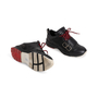 Authentic Second Hand Dior Homme Perforated Buckle Leather Sneakers (PSS-946-00003) - Thumbnail 5