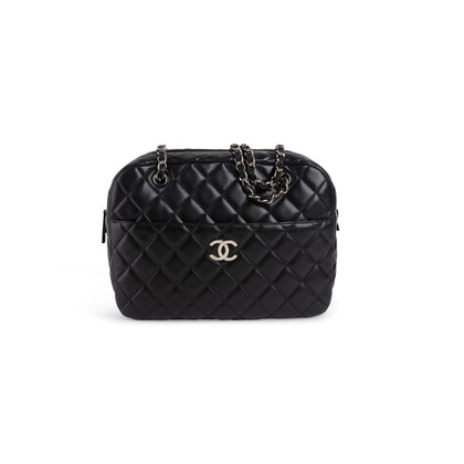 Authentic Second Hand Chanel Jumbo Classic Camera Case (PSS-950-00001)