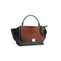 Authentic Second Hand Céline Trapeze Ponyhair Bag (PSS-949-00001) - Thumbnail 1