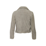 Authentic Second Hand All Saints Suede Motorcycle Jacket (PSS-097-00585) - Thumbnail 1