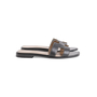 Authentic Second Hand Hermès Oran Sandals  (PSS-355-00050) - Thumbnail 1
