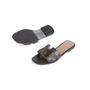 Authentic Second Hand Hermès Oran Sandals  (PSS-355-00050) - Thumbnail 4