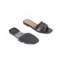 Authentic Second Hand Hermès Oran Sandals  (PSS-355-00050) - Thumbnail 5