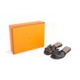 Authentic Second Hand Hermès Oran Sandals  (PSS-355-00050) - Thumbnail 7