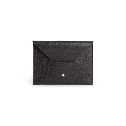 Authentic Second Hand Montblanc Envelope Wallet (PSS-955-00004)