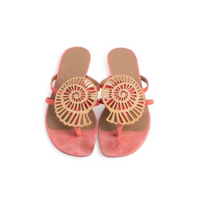 Authentic Second Hand Hermès Nautilus Sandals (PSS-097-00608)