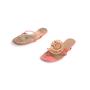 Authentic Second Hand Hermès Nautilus Sandals (PSS-097-00608) - Thumbnail 4
