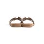 Authentic Second Hand Hermès Iridescent Oran Flats (PSS-097-00611) - Thumbnail 2