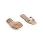 Authentic Second Hand Hermès Iridescent Oran Flats (PSS-097-00611) - Thumbnail 5