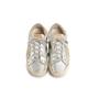Authentic Second Hand Golden Goose Deluxe Brand Metallic Low-Top Sneaker (PSS-097-00605) - Thumbnail 0