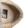 Authentic Second Hand Golden Goose Deluxe Brand Metallic Low-Top Sneaker (PSS-097-00605) - Thumbnail 9