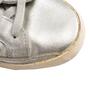 Authentic Second Hand Golden Goose Deluxe Brand Metallic Low-Top Sneaker (PSS-097-00605) - Thumbnail 10
