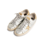 Authentic Second Hand Golden Goose Deluxe Brand Metallic Low-Top Sneaker (PSS-097-00605) - Thumbnail 3