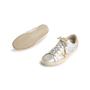 Authentic Second Hand Golden Goose Deluxe Brand Metallic Low-Top Sneaker (PSS-097-00605) - Thumbnail 4