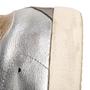 Authentic Second Hand Golden Goose Deluxe Brand Metallic Low-Top Sneaker (PSS-097-00605) - Thumbnail 8