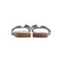 Authentic Second Hand Hermès Metallic Oran Flats (PSS-097-00610) - Thumbnail 2