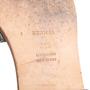 Authentic Second Hand Hermès Metallic Oran Flats (PSS-097-00610) - Thumbnail 6