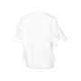 Authentic Second Hand Jil Sander Darted Short Sleeve Blouse (PSS-145-00382) - Thumbnail 1