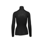 Authentic Second Hand Jil Sander Cashmere Silk Turtleneck (PSS-145-00384) - Thumbnail 1