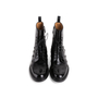 Authentic Second Hand Church's Alexandra Flower Boots (PSS-145-00377) - Thumbnail 0