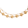 Authentic Second Hand Chanel Pearl and Chain Link Necklace (PSS-017-00024) - Thumbnail 1
