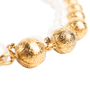 Authentic Second Hand Chanel Pearl and Chain Link Necklace (PSS-017-00024) - Thumbnail 2