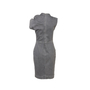 Authentic Second Hand Lanvin Denim Ruched Detail Dress (PSS-956-00020) - Thumbnail 1