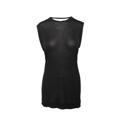 Authentic Second Hand T by Alexander Wang Sleeveless Neckline Detail Dress (PSS-721-00027)