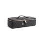 Authentic Second Hand Chanel Lambskin Quilted Jewellery Case (PSS-964-00002) - Thumbnail 1