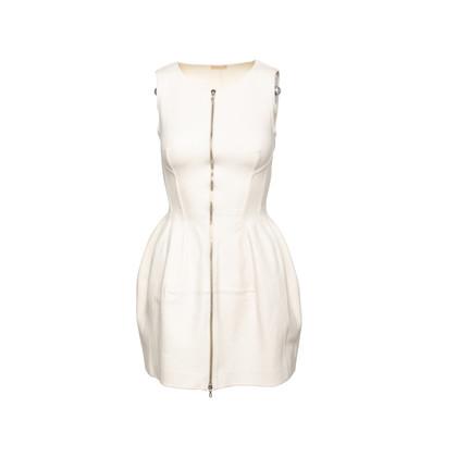 Authentic Second Hand Azzedine Alaïa Bubble Mini Dress (PSS-075-00167)