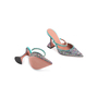 Authentic Second Hand Amina Muaddi Gilda Mules (PSS-143-00150) - Thumbnail 5