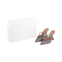 Authentic Second Hand Amina Muaddi Gilda Mules (PSS-143-00150) - Thumbnail 7