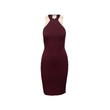 Authentic Second Hand Mason Mesh Insert Dress (PSS-074-00257)