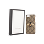 Authentic Second Hand Gucci GG Supreme Bee Phone Case (PSS-387-00098) - Thumbnail 3