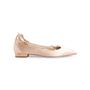 Authentic Second Hand René Caovilla Embellished Pearl Pointed Flats (PSS-916-00336) - Thumbnail 1