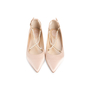 Authentic Second Hand René Caovilla Embellished Pearl Pointed Flats (PSS-916-00336) - Thumbnail 0