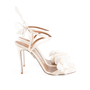 Authentic Second Hand Aquazzura Floral Bridal Sandals (PSS-968-00004) - Thumbnail 1