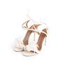 Authentic Second Hand Aquazzura Floral Bridal Sandals (PSS-968-00004) - Thumbnail 3