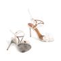 Authentic Second Hand Aquazzura Floral Bridal Sandals (PSS-968-00004) - Thumbnail 5